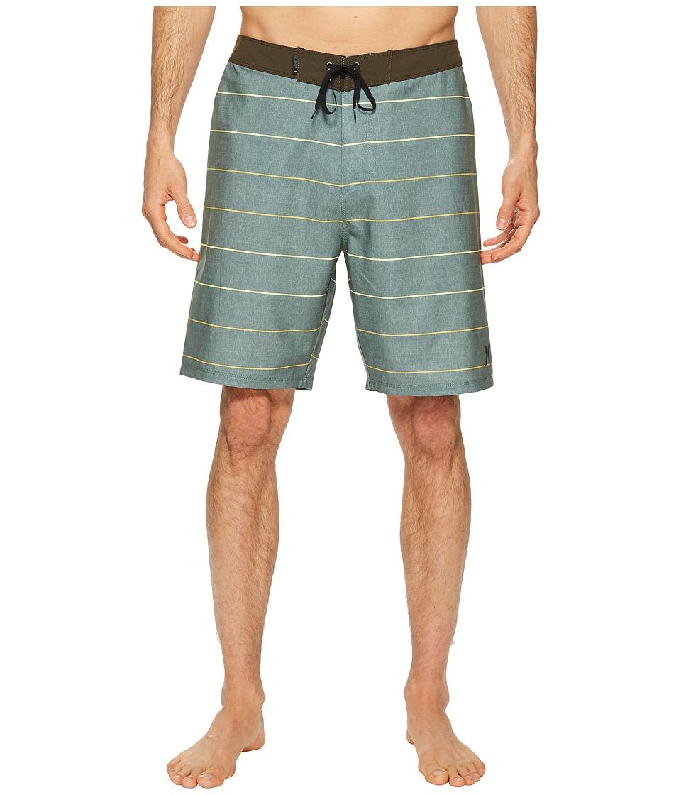 Hurley Main Street 20 Boardshorts (Clay Green) Men