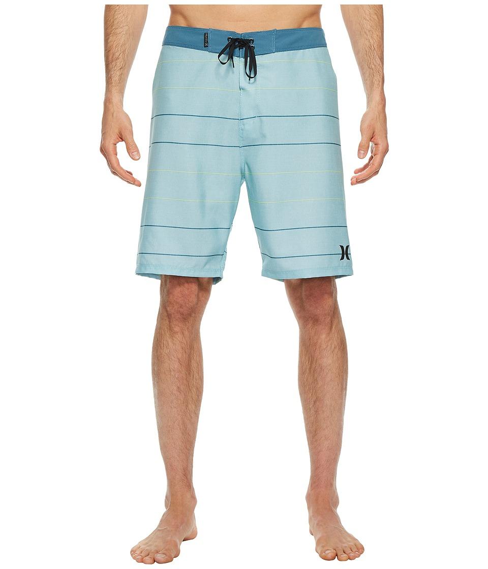 Hurley Main Street 20 Boardshorts (Ocean Bliss) Men