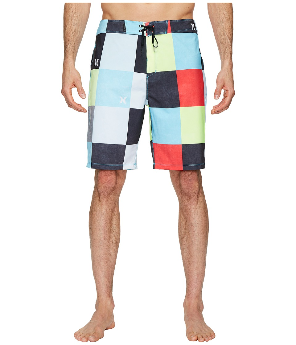 Hurley Phantom Kingsroad 20 Boardshorts (Lagoon Pulse) Men
