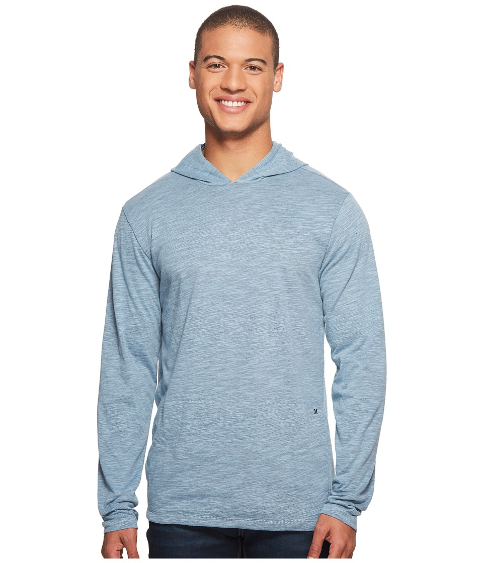 Hurley Dri-Fit Lagos Pullover Hoodie (Ocean Bliss) Men