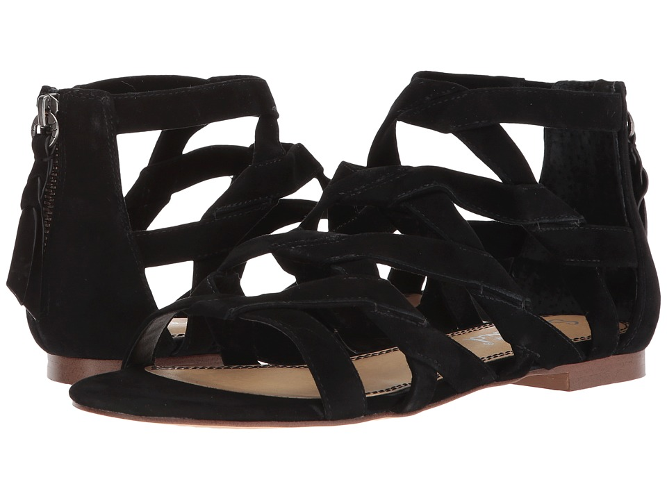Splendid - Barrett (Black) Women's Sandals
