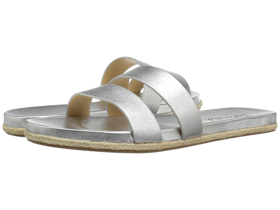 Splendid - Brittani (Silver) Women's Sandals