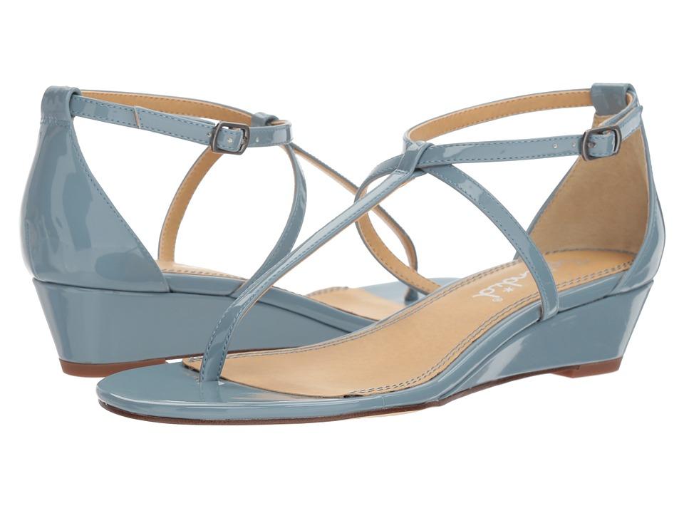 Splendid Bryce (Shadow Blue Patent) Sandals