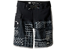 Quiksilver Kids The Scallop Hawaii Boardshorts (Big Kids)