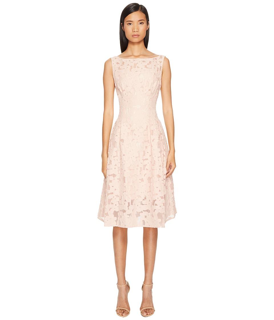 Kate Spade New York Floral Fil Coupe Dress (Rosedew) Women