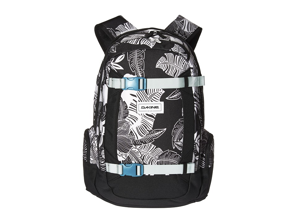 Dakine - Mission Backpack 25L (Hibiscus Palm) Backpack Bags