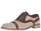 Right Bank Shoe Cotm Indy Washed Canvas Oxford