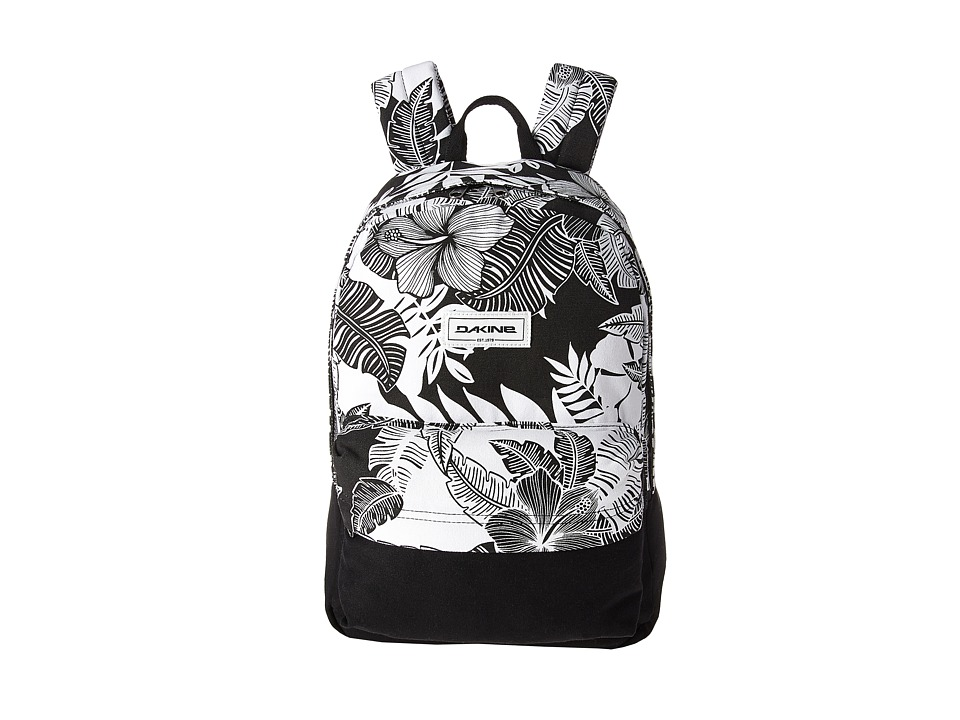 Dakine - 365 Canvas Backpack 21L (Hibiscus Palm Canvas) Backpack Bags