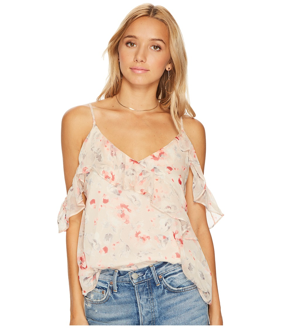 ASTR the Label ASTR the Label - Cold Shoulder Ruffle Cami