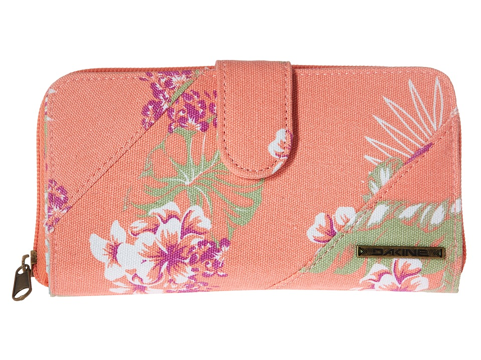Dakine - Faye Wallet (Waikiki Canvas) Wallet Handbags