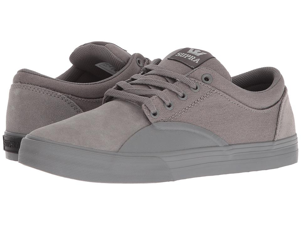 Supra Chino (Grey/Grey) Men