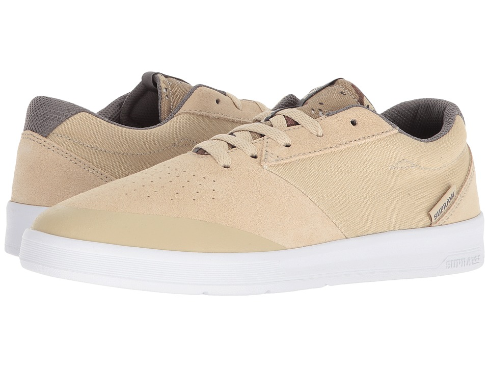 Supra - Shifter (Mojave/Camo/White) Mens Skate Shoes
