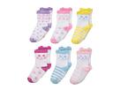 Jefferies Socks Non-Skid Cat Socks 6-Pack (Infant/Toddler)