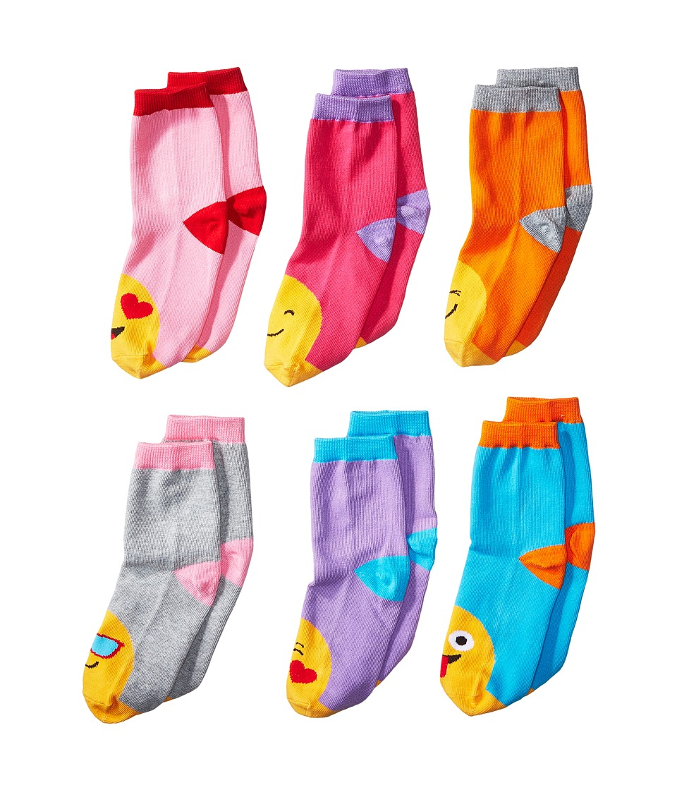 Jefferies Socks - Emoji Crew 6