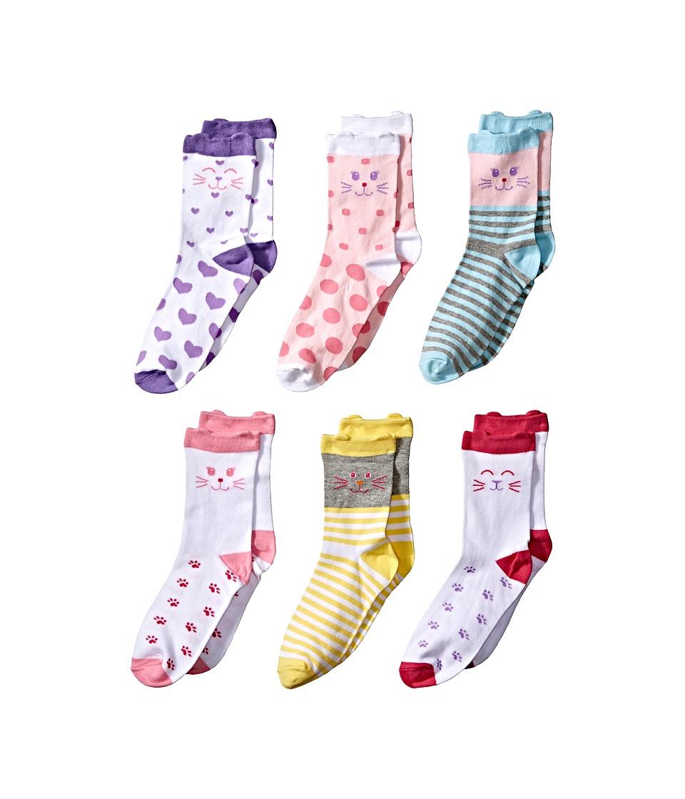 Jefferies Socks - Cat Crew 6
