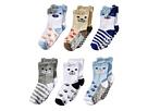 Jefferies Socks Non-Skid Dog Socks 6-Pack (Infant/Toddler)