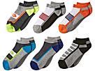 Jefferies Socks Sporty Low Cut 6-Pack (Toddler/Little Kid/Big Kid/Adult)
