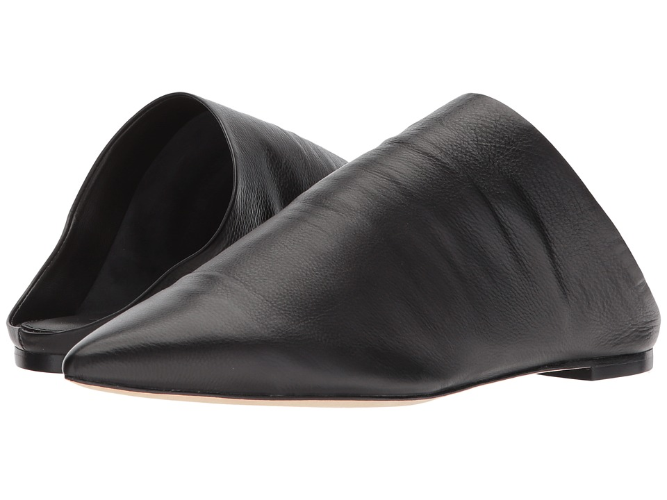 Sigerson Morrison - Saily (Nero Butter Leather) Womens Shoes