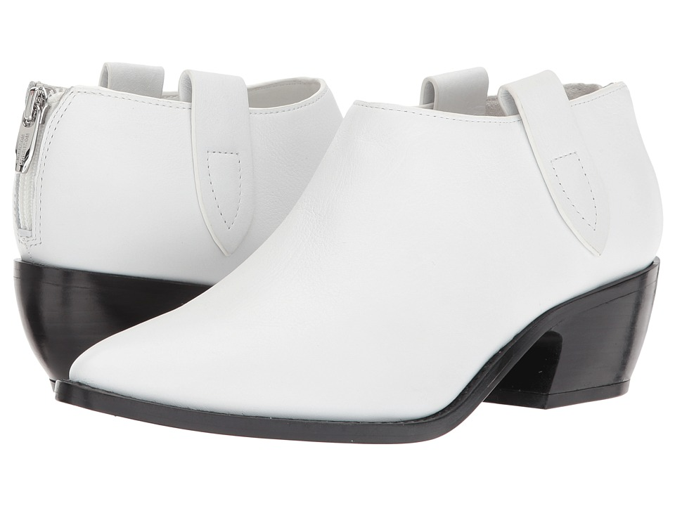 Sigerson Morrison - Dorie (White Leather) Womens Shoes