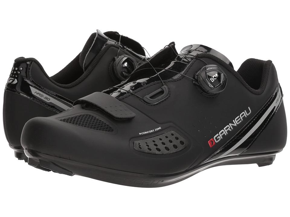 Louis Garneau - Platinum II Shoes (Black) Mens Cycling Shoes