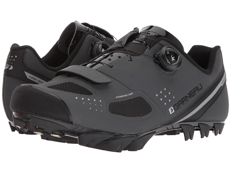 Louis Garneau - Granite II Shoes (Asphalt) Mens Cycling Shoes