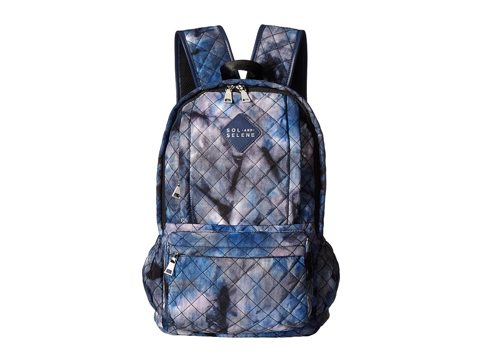Sol and Selene - Wanderlust (Navy Cloud) Backpack Bags