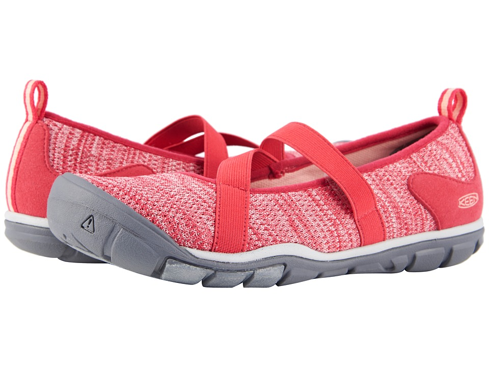Keen Hush Knit MJ (Barberry/Teaberry) Women