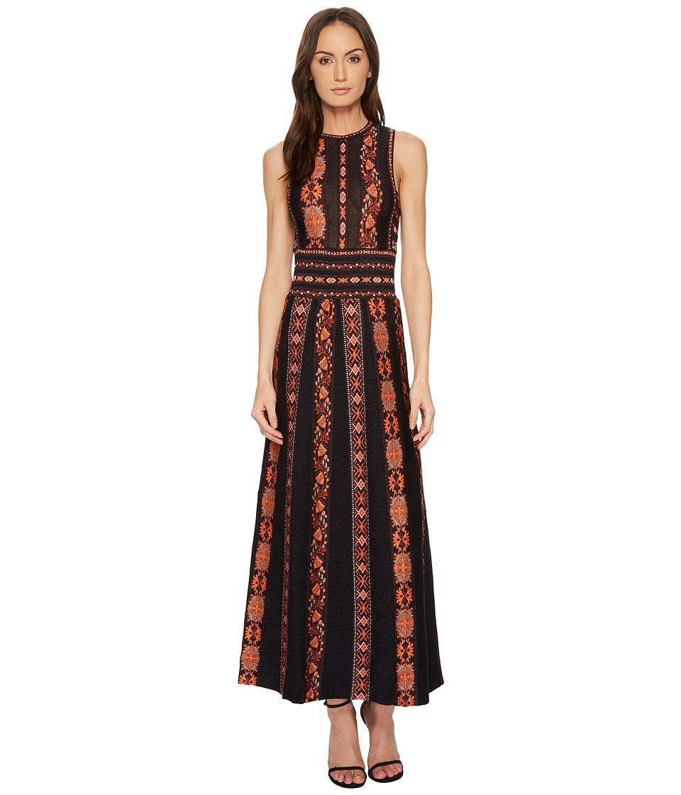 M Missoni - Lurex Ribbon Jacquard Dress