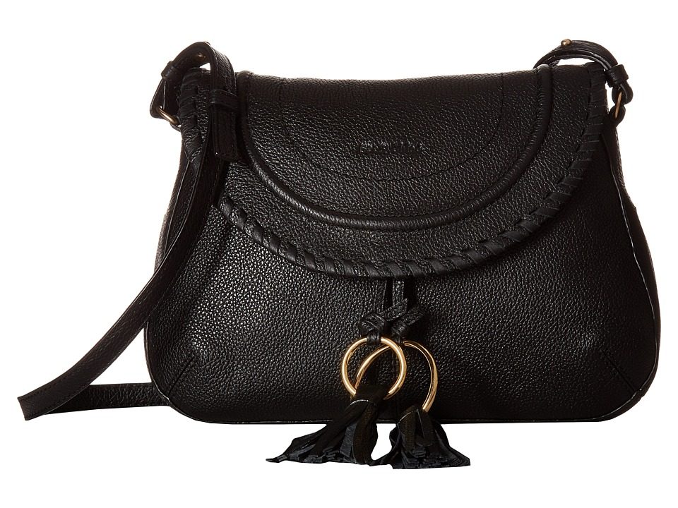 See by Chloe Polly Large Leather (Black) Handbags