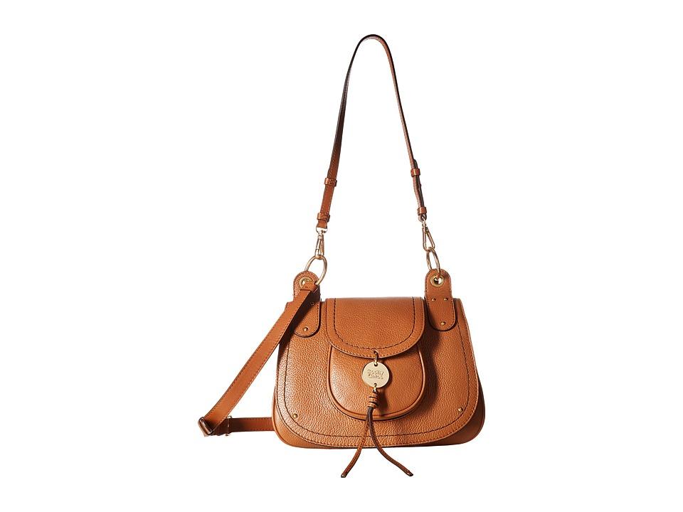 See by Chloe Susie Large Crossbody (Caramelo) Cross Body Handbags