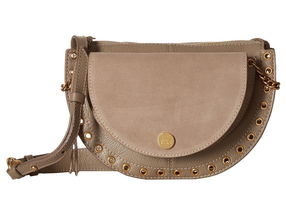 See by Chloe Kriss Medium Crossbody (Motty Grey) Cross Body Handbags
