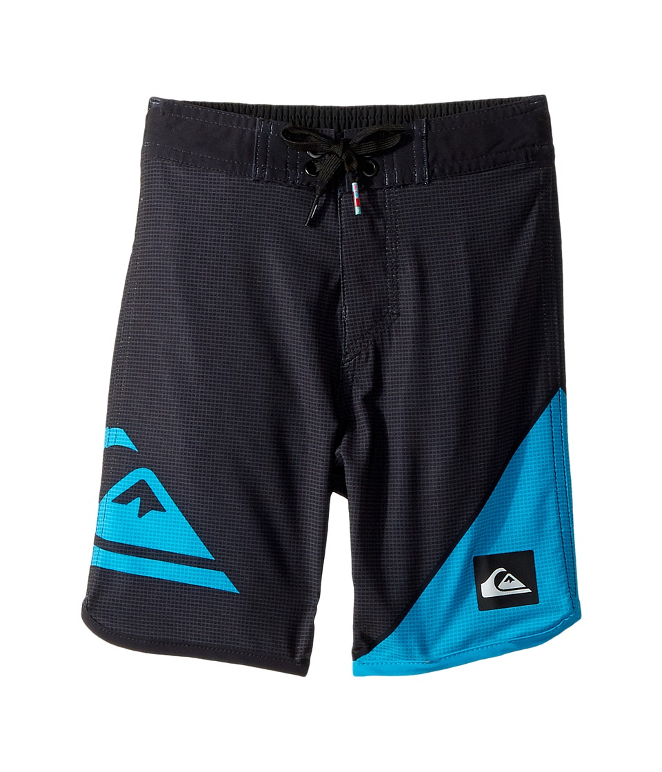 Quiksilver Kids New Wave Everyday 14 Boardshorts (Toddler/Little Kids) (Atomic Blue) Boy