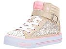 SKECHERS KIDS Glitter Girly 10923L Lights (Little Kid/Big Kid)