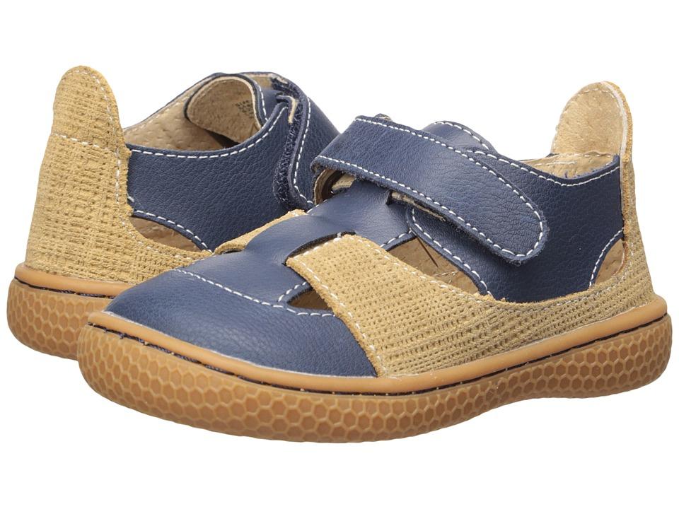 Livie & Luca - Captain (Toddler/Little Kid) (Navy Blue) Boys Shoes