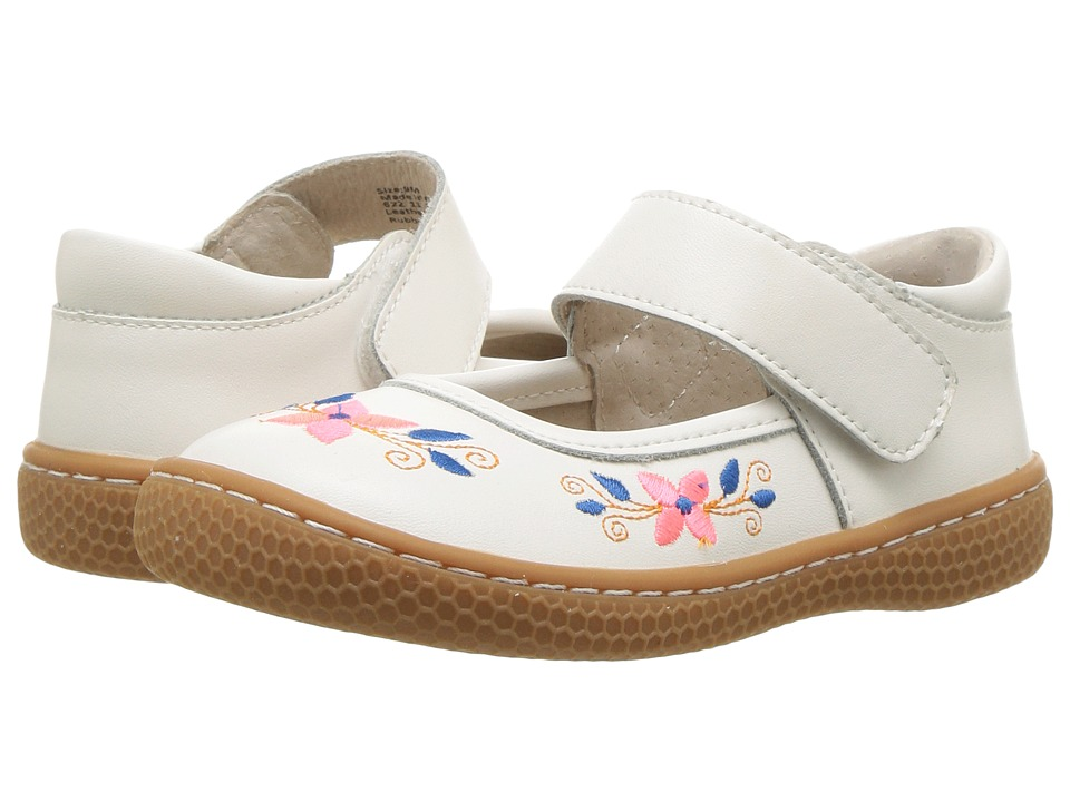Livie & Luca - Frida (Toddler/Little Kid) (Bright White) Girls Shoes