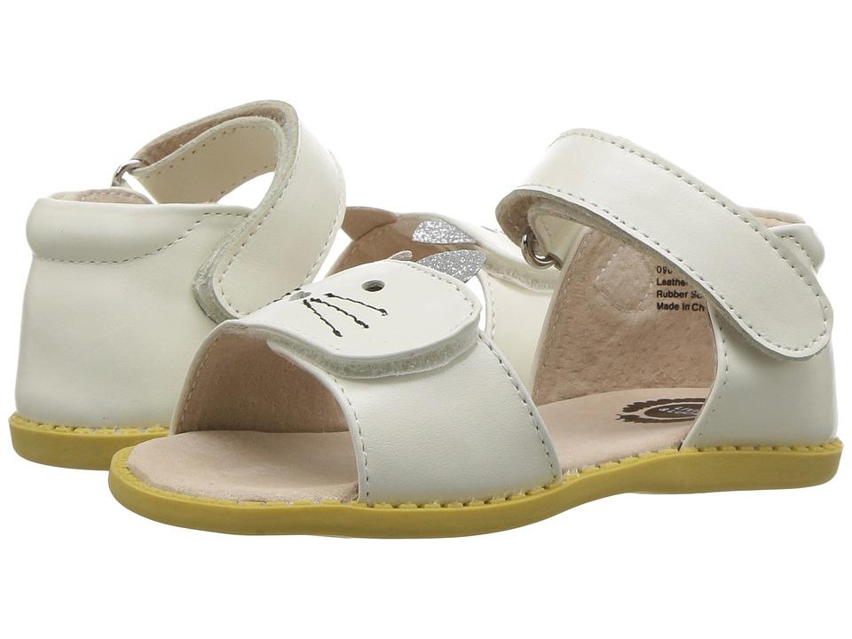 Livie & Luca - Tabby (Toddler/Little Kid) (Milk) Girls Shoes