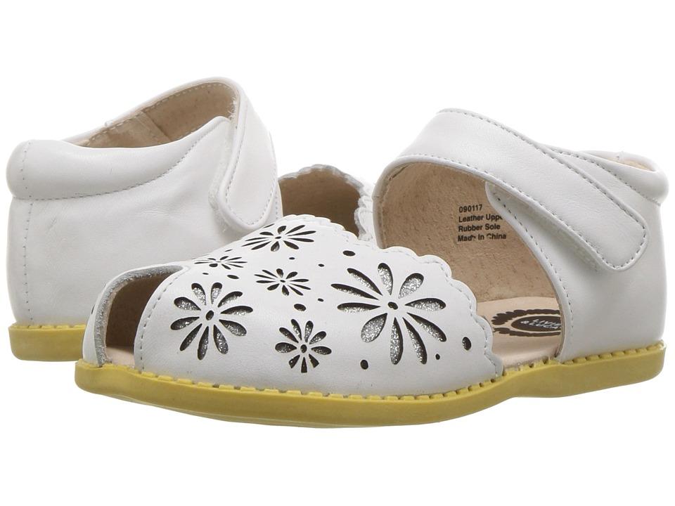 Livie & Luca - Carmen (Toddler/Little Kid) (Bright White) Girls Shoes