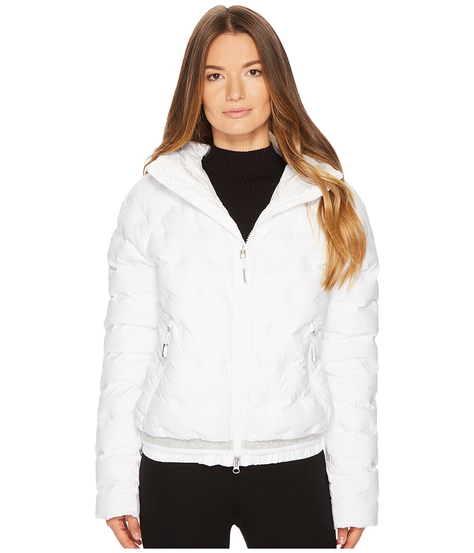 Cryos by The North Face - Cryos Down Bomber (TNF White) Womens Coat
