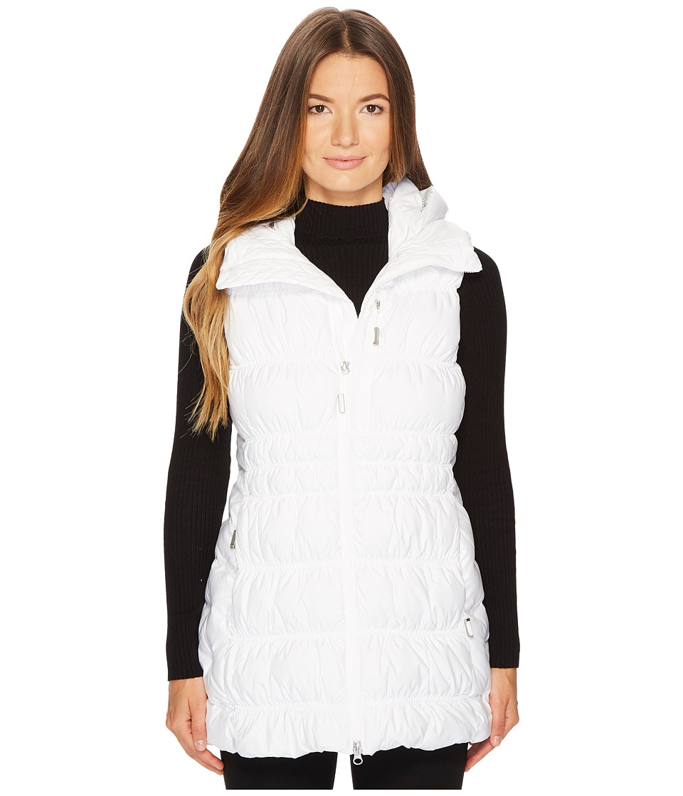 Cryos by The North Face Cryos Down Vest (TNF White) Women
