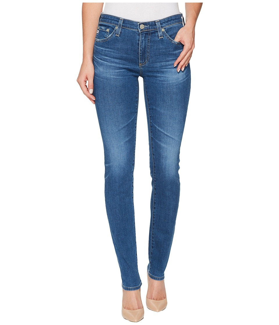 AG Adriano Goldschmied - Prima in 14 Years Blue Nile (14 Years Blue Nile) Womens Jeans