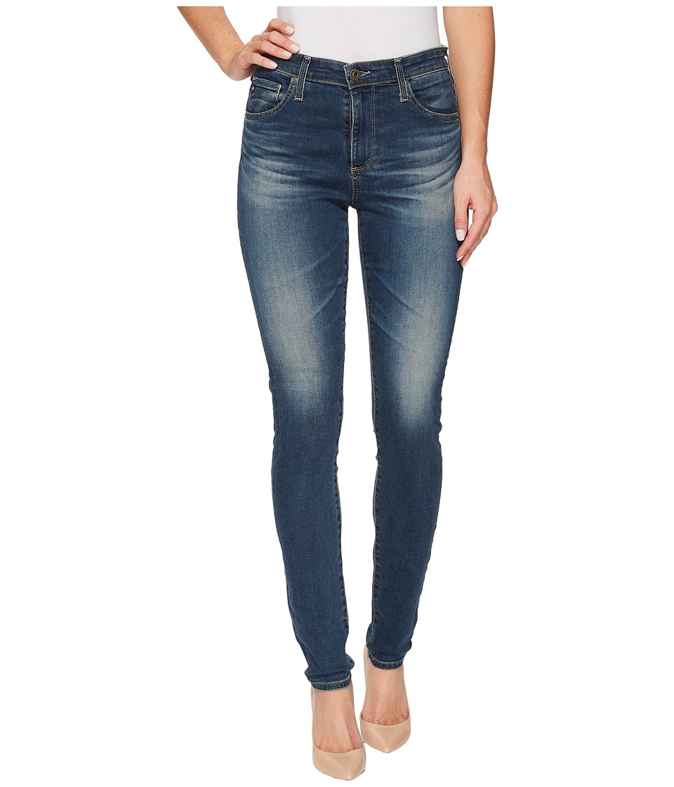 AG Adriano Goldschmied - Farrah Skinny in Bungalow Blue