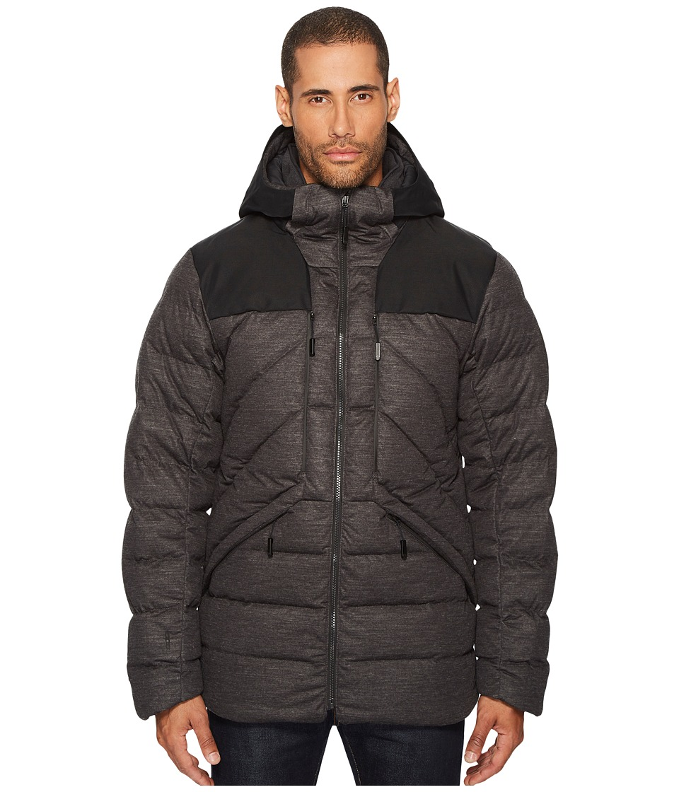 Cryos by The North Face - Cryos Down Jacket (TNF Dark Grey Heather) Mens Coat