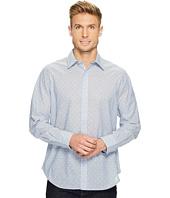 Robert Graham - Dogtown Long Sleeve Band Collar Shirt