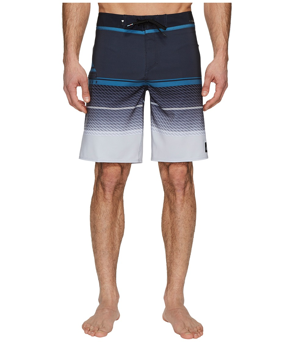 Quiksilver Highline Slab 20 Boardshorts (Black) Men