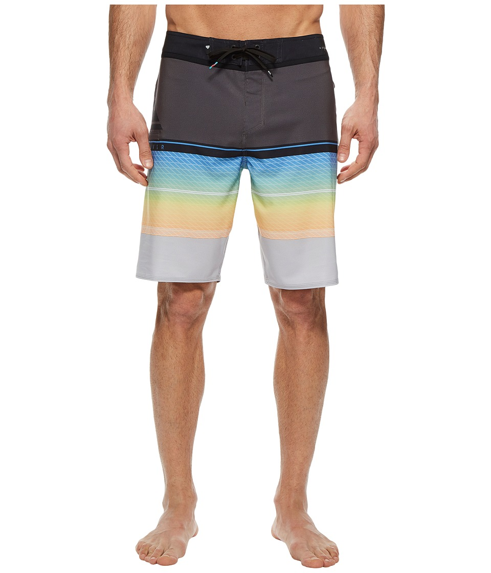 Quiksilver Highline Slab 20 Boardshorts (Vintage Indigo) Men