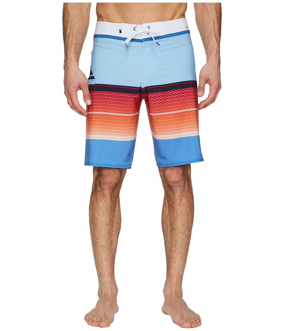 Quiksilver Highline Slab 20 Boardshorts (Dusk Blue) Men