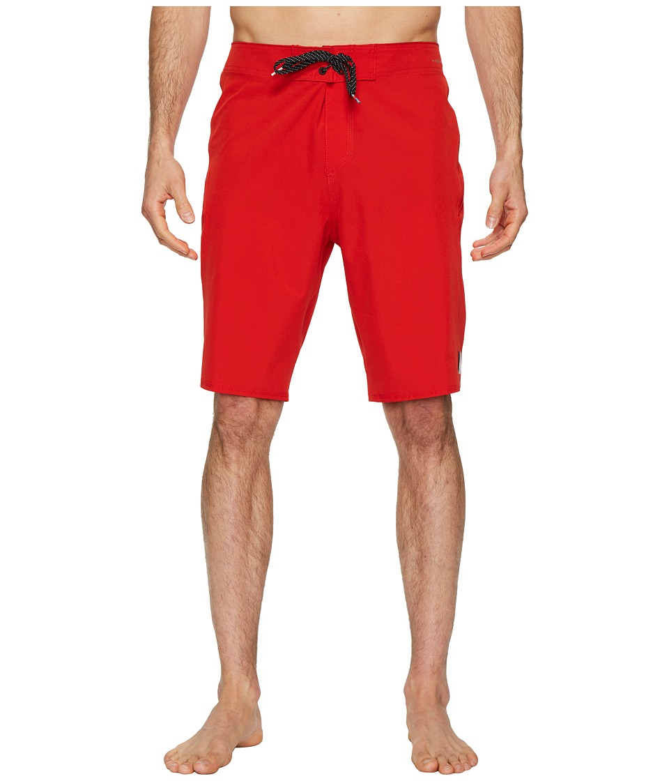 Quiksilver Highline Kaimana 21 Boardshorts (Quik Red) Men