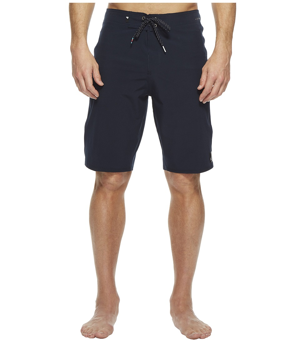 Quiksilver Highline Kaimana 21 Boardshorts (Navy Blazer) Men