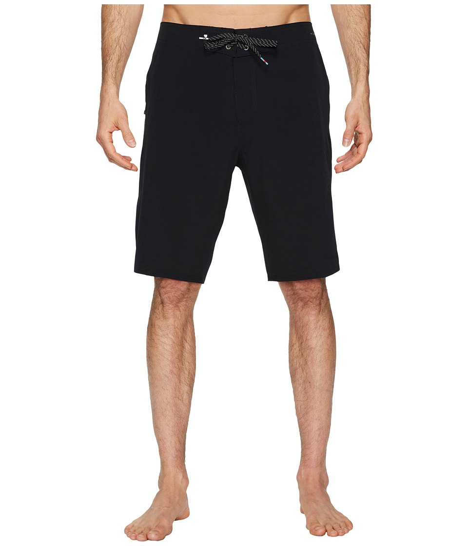 Quiksilver Highline Kaimana 21 Boardshorts (Black) Men