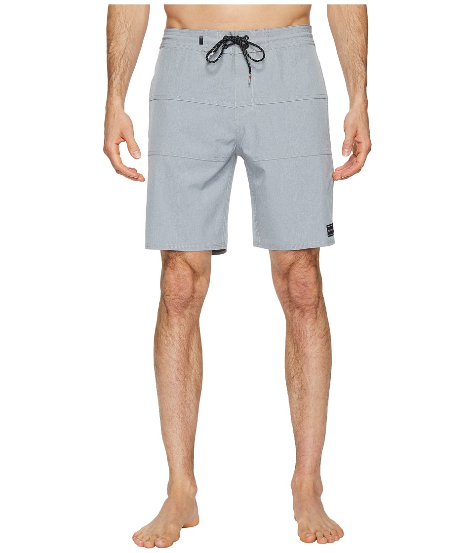 Quiksilver Baja 19 Beachshorts (Sleet) Men